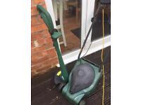 Trimmer & Lawn Mower