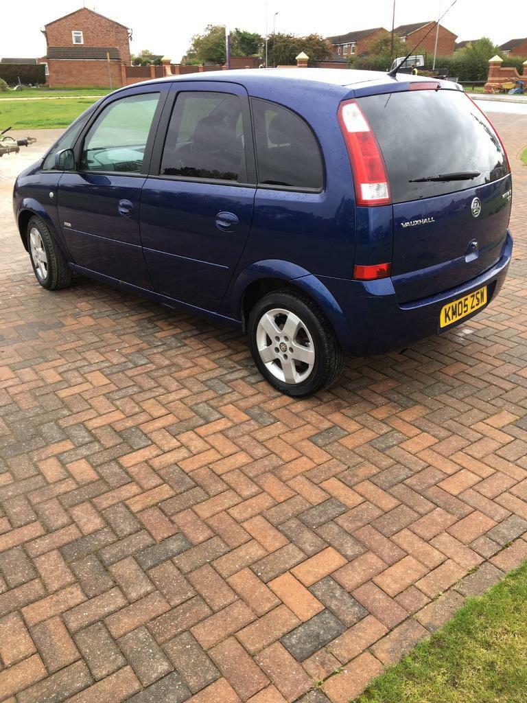 Vauxhall mariva cdti (12 months mot)