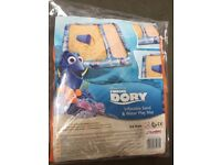 FREE DELIVRY NEW FINDING DORY NEMO DISNEY INFLATABLE SWIMMING PADDLING POOL SAND PIT INDOOR BALL PIT