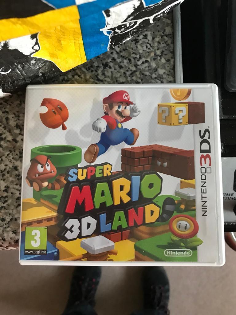 3ds mario game