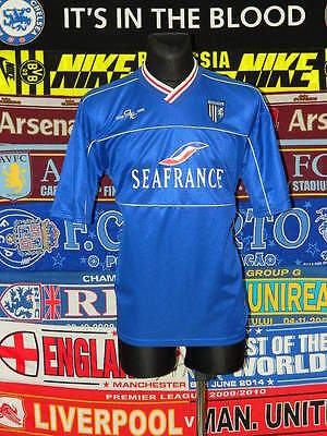 5/5 Gillingham adults L 2003 mint rare football shirt jersey trikot  image