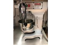 Red One RO-MIX10 Planetary 10L Catering Mixer - cake/dough/whisk attachments