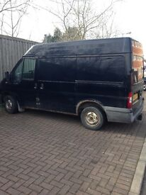 FORD TRANSIT SWB HIGH TOP