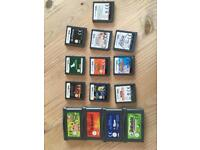 DS and Gameboy Games 50p-£1 each