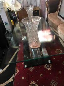 Stunning Italian glass table