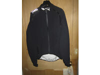 Rivelo Langcliffe Men's Waterproof Jacket (Black) size medium