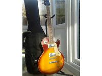 westfield electric guitar