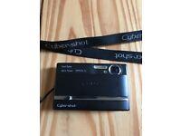 Sony cybershot DSC T9 camera
