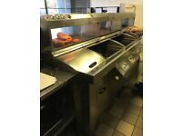 Commercial chip fryer. Unwanted item any reasonable will be considered