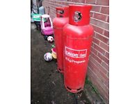 47kg Gas Bottle