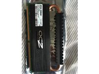 OCZ Reaper 1066MHz PC2-8500 RAM Memory Kit (2 x 2GB)