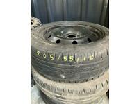 Renault Spare Wheel