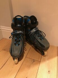 Adjustable roller blades UK 3-6