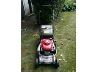 Honda izy self propelled mower
