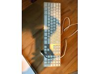 Apple keyboard (wired)