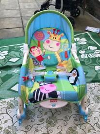 Fisher'price baby bouncer £10