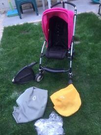 Bargain Buggaboo bee 09 pushchair buggy stroller