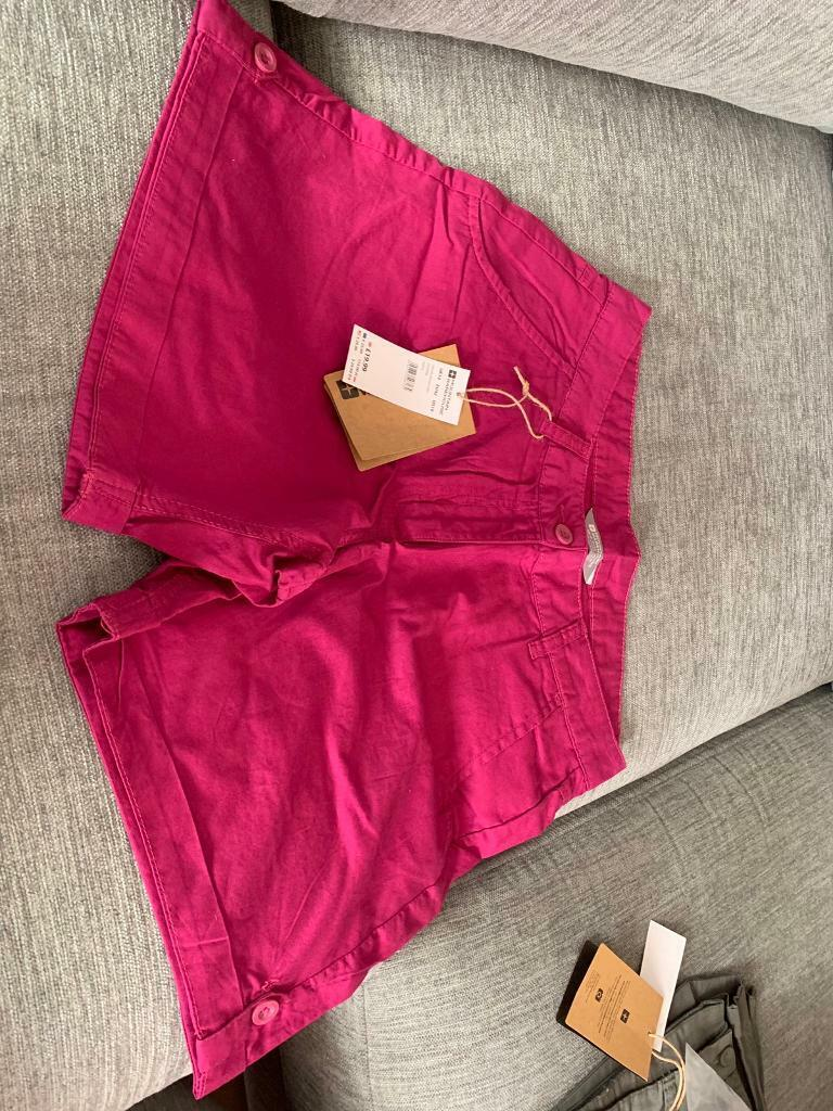 e063da82b505e Pink mountain warehouse shorts. Ladies size 14 | in North Baddesley ...