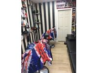 Leasehold for sale for a small shop floor