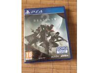 PS4 Destiny2 game, new in cellophane