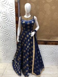 Indian Pakistani ladies outfits lehnga gowns anarkali blouse sar