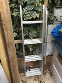 Deluxe 3 Section Easiway Loft Ladder