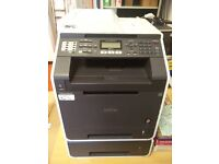 Brother MFC 9465CDN Duplex Colour Laser Printer + Extra Paper Tray