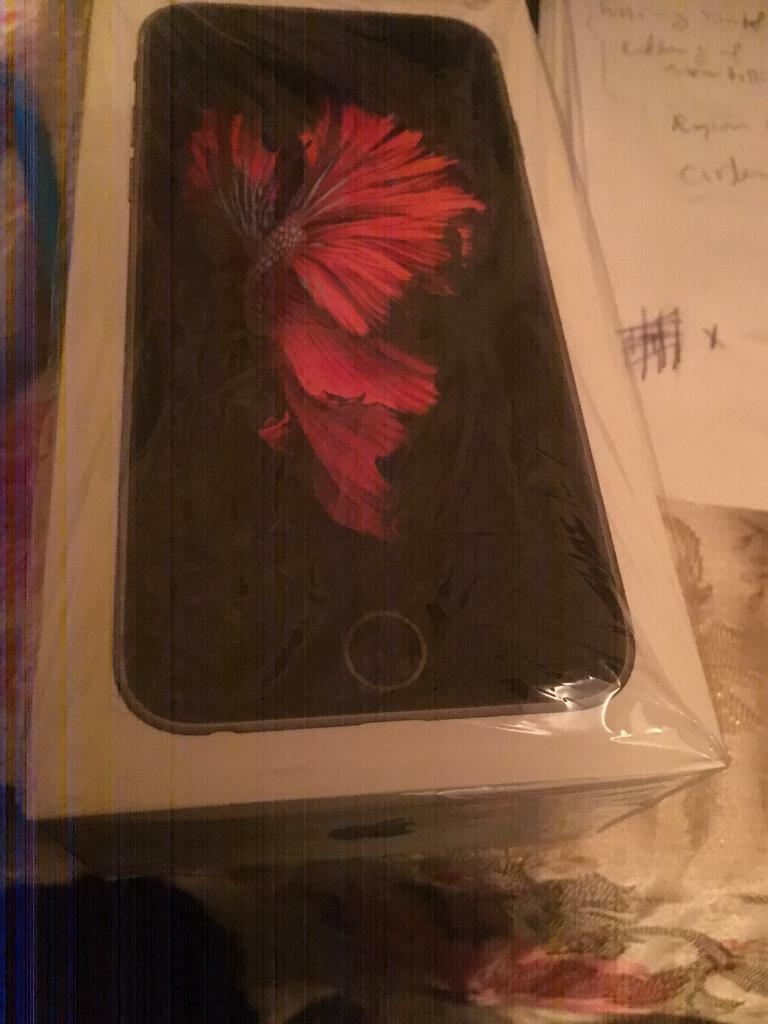 iPhone 6s 16gb NEW SPACE GREY