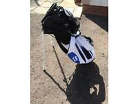 Bridgestone carry golf bag