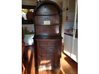 Antique Oak Dresser-Vintage Victorian