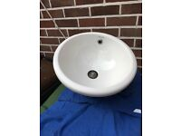Used Impulse counter top basin