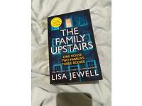 The family upstairs book