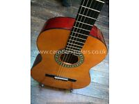ON SALE: Beginner Guitar - 4/4 size guitar - £69 ONLY