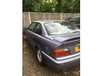 BMW E36 1.6 for sale £600-£700