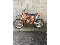2005 Ktm 85 Sx big wheel