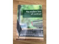 The modern law of contact by Richard Stone and James Devenney