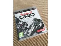 NEW GRID Autosport PS3 Playstation - Like Dirt Assetto Corsa Project Cars