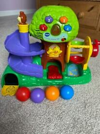 vTech Discovery Activity Tree Count Musical Sounds Learn Educational Toy Toddler