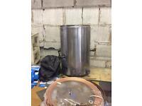 LPG tea urn