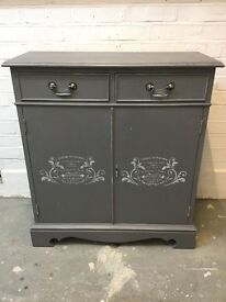 Really nice shabby chic cabinet