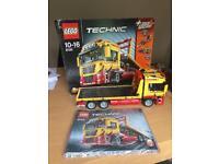 Lego technic 8109 flatbed truck (Retired set)