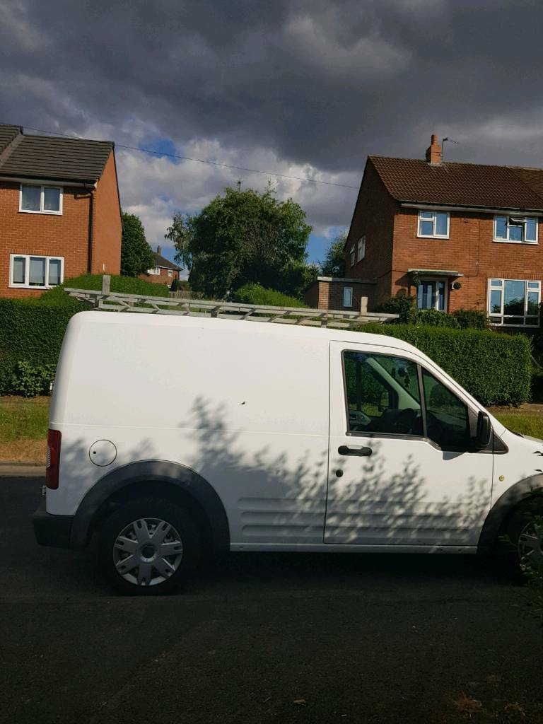 Ford Transit Connect Swb Roof Rack In Leeds West