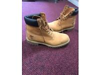 Timberland boot size 9