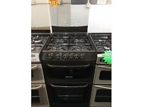 CANNON 55CM ALL GAS COOKER IN BROWN...