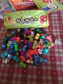 Gogo crazy bones collection