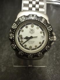 TAG HEUER Formula 1 midsize unisex watch
