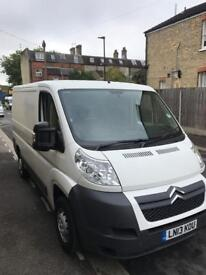 Low mileage Citroen Relay
