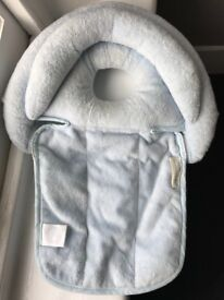 Boppy head support for Baby from Pottery Barn Kids