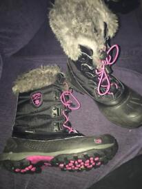 Karrimor Alaska ladies waterproof boots 5