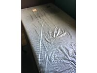 Single waterproof mattress 3ft
